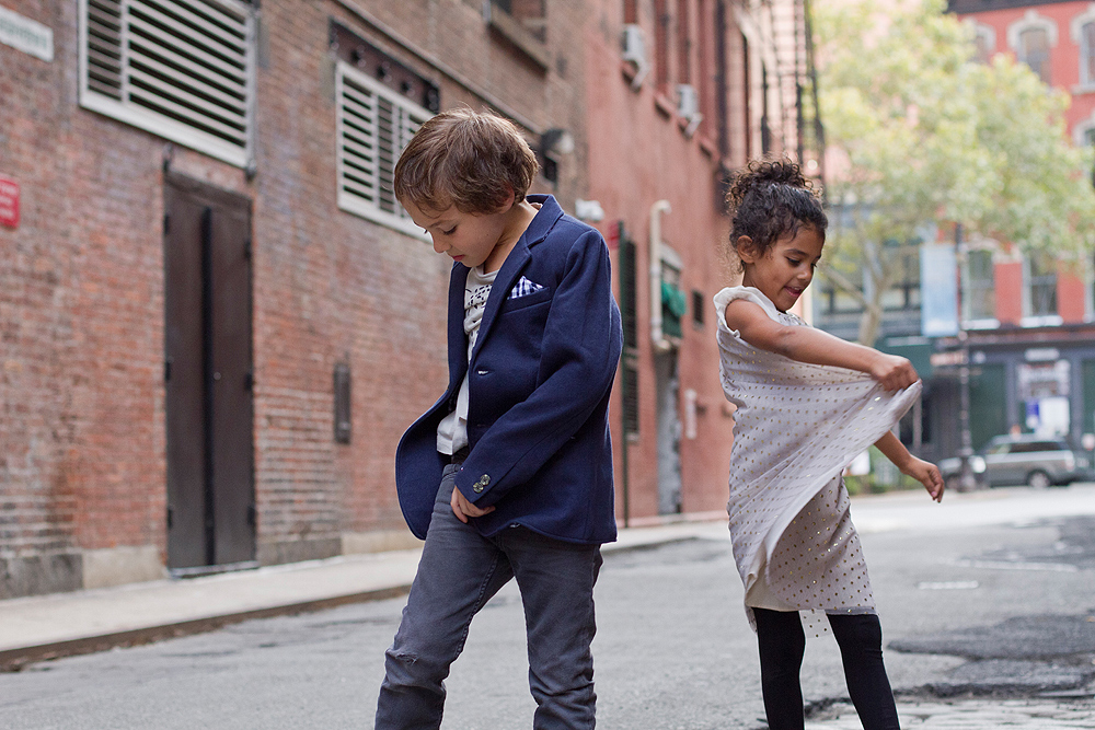 Best NYC Photo Spots for Family Portraits